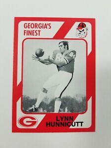 Lynn Hunnicutt Georgia Bulldogs UGA Dawgs 89 Collegiate Collection Pepperell GA