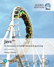 NEW Java An Introduction to Problem Solving & Programming 8E Walter Savitch 8th