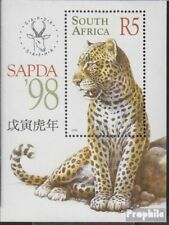 complete.issue. South Africa Block112 Cancelled 2007 Polar Fine Used