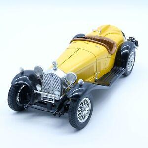 Burago Alfa Romeo 2300 Spider (1932) & Mercedes Benz 500k Roadster (1936)