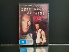 Internal Affairs DVD Video NEW/Sealed
