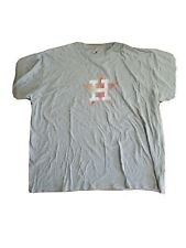 Houston Astros s/s t-shirt NWOT adult size 5Xbig