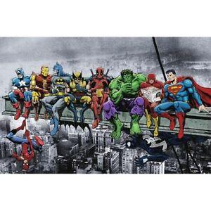 The avengers alliance Diamond Painting 5d diamond Embroidery Deadpool Hulk