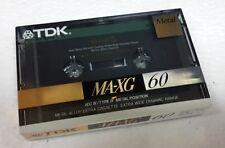 TDK MA-XG 60 Metal cassette tape