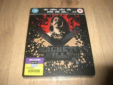 Machete Kills Blu-Ray Steelbook NEU