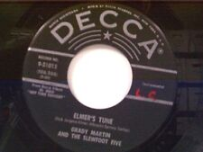 "GRADY MARTIN ""ELMER'S TUNE / YOU'VE GOT ME CRYING AGAIN"" 45"