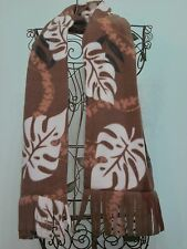 FLEECE SCARF - MANY PATTERNS AND SOLID COLORS TO CHOOSE FROM