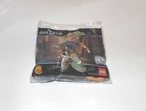 MCDONALD'S LEGO 2002 HAPPY MEAL TOY #1 (NICK) -GALIDOR DEFENDERS -NEW in PACKAGE
