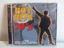 CD ALBUM Hot hits 70's Compil AMII STEWART / MARVIN GAYE ..HADCD234