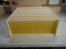 10 Sn5 Built  Redwood Frames With Foundation,