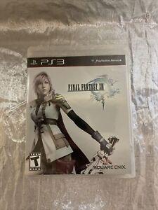 Final Fantasy 13 PlayStation 3