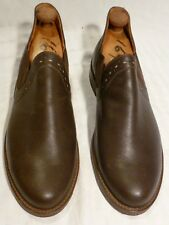 Vintage Sears Leather Gold Bond Chukka Boots, Men's size 9E, Hunting & Sport