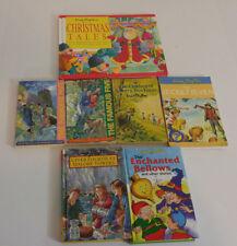Famous Five  Enid Blyton Lot of 7 Books Enchanted Bellows Secret Seven Christmas