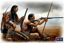 Master Box 1/35 serie guerras indias-disparo remoto # 35128
