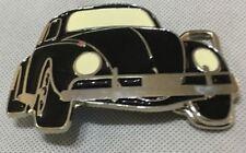 Novelty Volkswagen VW Beetle Belt Buckle - Black
