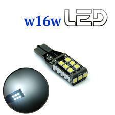MONDEO mK5 Ampoule W16W T15 15 LED Blanc Anti erreur Feux recul marche arrière