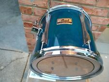 """PEARL BLX SHEER BLUE 13""""x11"""" ALL BIRCH RACK TOM WITH FREE MOUNT ARM"""