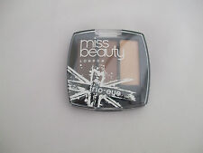 Miss Beauty London Trio Eyeshadows No 1 Cocoa New