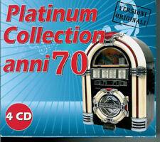 Various – Platinum Collection Anni 70  – (CD Comp.)