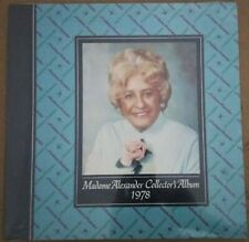 MADAM ALEXANDER TOY DOLL 1978 PRIVATE PRESS RECORD ALBUM-SEALED