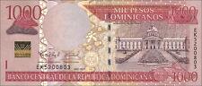 Dominikanische Republik / Dominican Republic 1.000 Pesos Dom. 2011 Pick 187 (1)