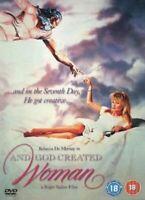 Nuovo e God Created Donna DVD