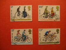 GB 1978 Cycling Very Fine Used 1921