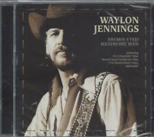 WAYLON JENNINGS BROWN EYED HANDSOME MAN  Green River The Chokin' Kind NEW CD