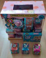 Moj Moj Crunch Original Sparkle Series Mystery Blind Box - New Toy Pack - Girls