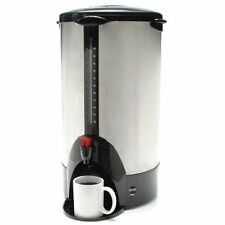 Coffee Pro Cp100 Urn - Stainless Steel - 100 Cup - Stainless Steel (CP100)