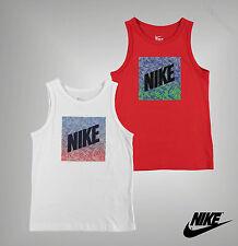 Nike Boys' Sleeveless Vest T-Shirts & Tops (2-16 Years)