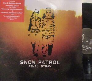 SNOW PATROL - Final Straw ~ VINYL LP