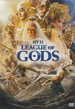 LEAGUE OF GODS (JET LI) (DVD)