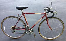 Vintage Ross Adventurer Mens 12 Speed Bicycle Red Road Bike