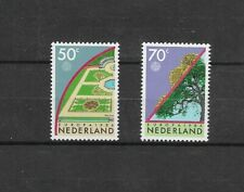 Olanda MNH 1986. Europa CEPT. Unif. 1262/63