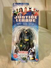 2003-JUSTICE LEAGUE-ATTACK ARMOR BATMAN -MISP -VERY GOOD CONDITION -ORIGINAL