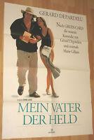 """Mein Vater der Held  """"Mon père, ce héros"""" Filmplakat / Poster A1 ca 60x84cm"""