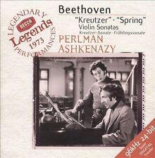 Beethoven: Violin Sonatas No. 5 - Spring & No. 9 - Kreutzer by Ludwig van Beeth