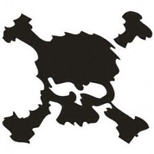 Large Oakley Skull Decal