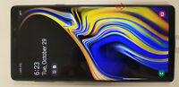 Samsung Galaxy Note9 N960 128GB Blue (Verizon & GSM Unlocked) - Screen Crack