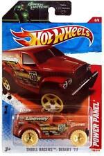 2011 Hot Wheels #186 Thrill Racers Desert Power Panel