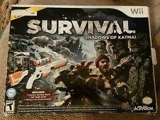 Cabelas Survival: Shadows of Katmai with Gun - Nintendo Wii