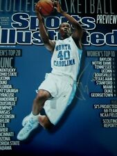 Harrison Barnes Signed 11x14 Photo SI UNC Basketball