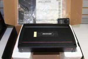 Kicker KXA800.5 Car Audio 5 Channel Amp Amplifier.