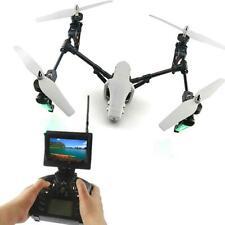 Q333-A Wifi 5.8G 4CH Transformer One-button takeoff RC Quadcopter 720P HDCamera5