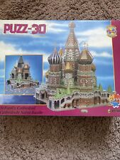 Puzz 3D St Basil's Cathedral, 708 pieces