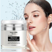 Hyaluronic Acid Moisturizer Cream Anti-Aging Wrinkle Acne Facial Care Serum 50ml