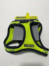 Pup Crew PRO Reflective Yellow Flex Knit Harness