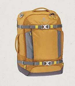 Eagle Creek Digi Hauler Daypack Travel Work Laptop Bag Backpack Carryon Yellow