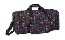 Large Travel Bag Sports Holdall Holiday UK Bag Ladies Men FLAGS Union Jack 55cm